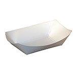 SQP Food Tray #300 Plain White