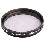 Sanyo Fisher VCP-F02PU - filter - protection - 40.5 mm