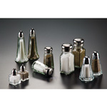 American Metalcraft Bullet Style Salt and Pepper Shaker