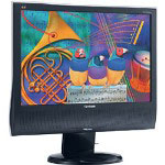 "Viewsonic VG1930wm - Flat Panel Display - TFT - 19"" - Widescreen"