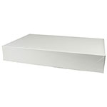 "BOXit White Gift Box, 19"" x 12"" x 3"""