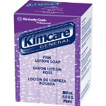 Kimberly-Clark KIMCARE® GENERAL 91220 Pink Lotion Hand Soap, 800 mL