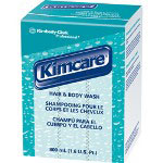 Kimberly-Clark Eurobath Hair Care and Body Shampoo, 800 ml
