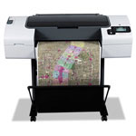 HP DesignJet T790ps EPrinter - Large-format Printer - Color - Ink-jet