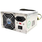 Startech Professional 500W ATX EPS12V 2.92 Computer Power Supply W/ Two PCIe - Power Supply - 500 Watt