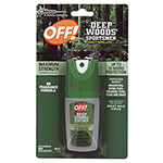 OFF!® 94904 Deep Woods Pump with 100% DEET, 1 Ounce