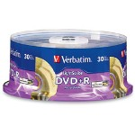 Verbatim Blank Media, DVD+r 4.7gb Light Scrib