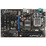 MSI P41-C31 - motherboard - ATX - iG41