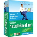 Nuance Dragon NaturallySpeaking Preferred - (V. 9) - Complete Package - 1 User - EDU, Local, State - CD - Win - English - United States