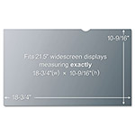 "3M PF21.5W - Display Screen Filter - 21.5"" Wide"