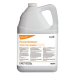 Floor Science Finish, 1gal Bottle, 4/Carton