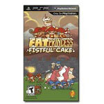 Sony Fat Princess Fistful Of Cake - Complete Package