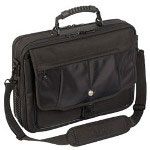 "Targus CBT401US BlackTop 15.4"" Deluxe Laptop Case Notebook Carrying Case, Black"