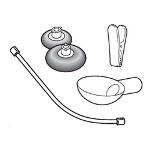 Plantronics Value Pack Headset Spare Parts Kit