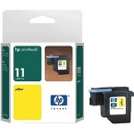 HP 11 Printhead 1 x Yellow