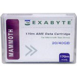 Tandberg Data Exatape AME 170m - 8mm Tape - 20 GB / 40 GB - Storage Media