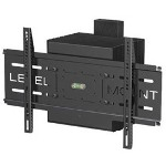 Elexa Level Mount Medium Motorized Full Motion LCD/Plasma Wall Mount DC42SM - mounting kit ( Tilt & Swivel )