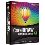 Corel Draw Graphics Suite X4 - Complete Package - 1 User - EDU - DVD - Win - English