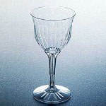 AE Catering Legacy 6-Oz Plastic Wine Glass, Case of 120