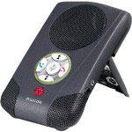 Polycom CX100 Speakerphone - USB VoIP Desktop Hands-free - Charcoal Gray