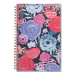 At-A-Glance Academic Planners, 8 x 4 7/8, Midnight Rose, 2018-2019