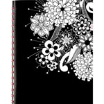 At-A-Glance Floradoodle Desk Weekly/Monthly Planner, 6 1/2 x 8 7/8, 2019