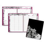 At-A-Glance Floradoodle Professional Weekly/Monthly Planner, 9 3/8 x 11 3/8, 2019