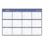 At-A-Glance Vertical/Horizontal Erasable Wall Planner, 32 x 48, 2019
