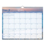 At-A-Glance Tropical Escape Monthly Wall Calendar, 15 x 12