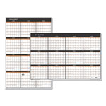 At-A-Glance Contemporary Two-Sided Yearly Erasable Wall Planner, 24 x 36, 2018
