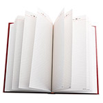 At-A-Glance Hardbound Standard Diary, Ruled, One Day/Page, 8 3/16 x 13 7/16