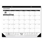 At-A-Glance Ruled Desk Pad, 24 x 19, 2017