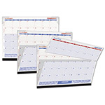 "At-A-Glance Desk Pad Calendar, 12-Montlh, Jan-Dec, 22""x17"""