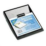 At-A-Glance Flip A Week Desk Calendar & Base with QuickNotes- 5-5/8 X 7, Blue/Yellow/Red