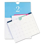 "At-A-Glance Pocket Calendar, 12 Months, 10""x14"", Multi-Color"