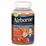 Airborne® Immune Support Gummies, Assorted Flavors, 42 Count