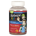Airborne® Kids Immune Support Gummies, Assorted Fruit Flavors, 42 Count