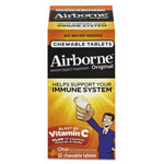 Airborne® Immune Support Chewable Tablet, Citrus, 32 Count