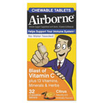 Airborne® Immune Support Chewable Tablet, Citrus, 2304 Count