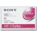 Sony TAIT1-40N - AIT 1 Turbo - 40 GB / 104 GB - Storage Media