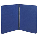 Acroprint Time Recorder Pressboard Report Cover with Reinforced Hinges, Blue, Each