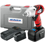 "AC Delco ACDelco 18V 1/2"" Drive Impact Wrench with Digital Clutch"