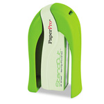 Accentra Paper Pro StandOut Stapler, 15 Sheet Capacity, Green