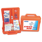 Acme Weatherproof, Modular, First Aid Kit for Up to 25 People, 13 1/4x4 1/4x13 1/4