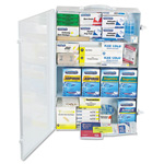 Acme Industrial First Aid Station for Up to 100 People, 15w x 5 1/2d x 21 7/8h