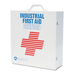Acme Industrial First Aid Station for over 50 People, 14 3/4w x 4 5/8d x 10 1/4h