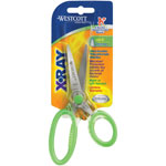 "Acme X-Ray Scissors, 5"", Assorted/Bright"