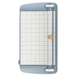 "Acme TrimAir Titanium Rotary Paper Trimmer, Wide Base, 12"", Grey"
