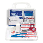 Acme First Aid Kit for Up to 10 People, 8w x 2 3/4d x 5 1/2h