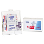 Physicians Care Personal First Aid Kit, 4 1/8w x 1 1/4d x 2 3/4h